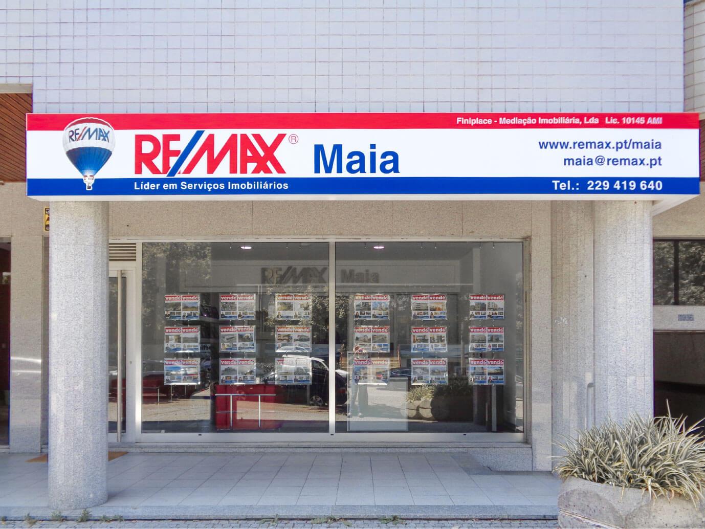 Loja Agência Imobiliária Remax Maia