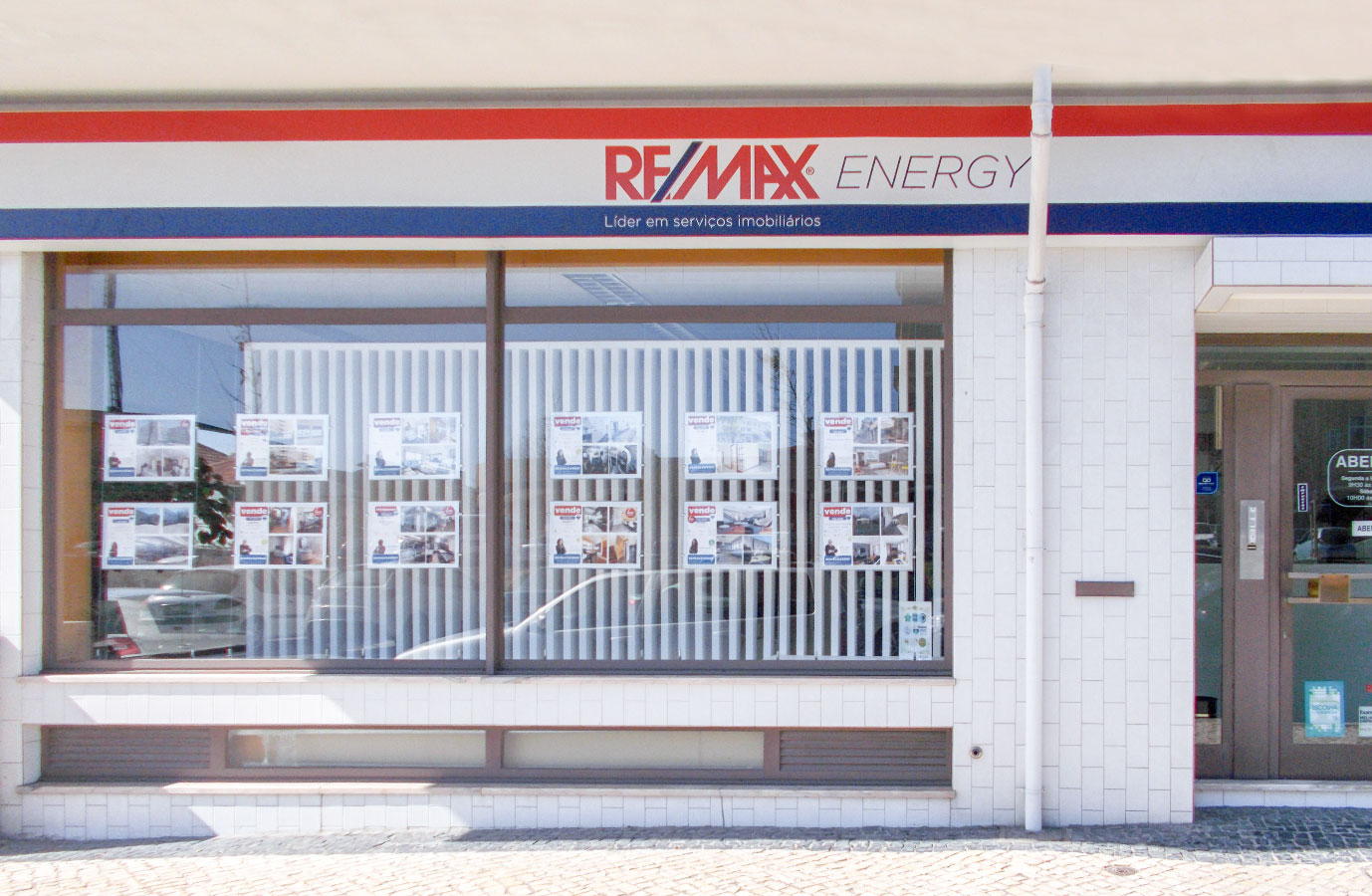 Loja Agência Imobiliária Remax Energy - Espinho